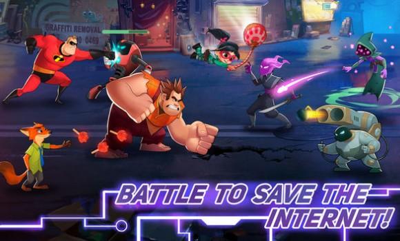 Disney Heroes: Battle Mode Ekran Görüntüleri - 1