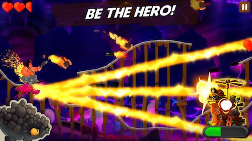 Furious Heroes Ekran Görüntüleri - 5