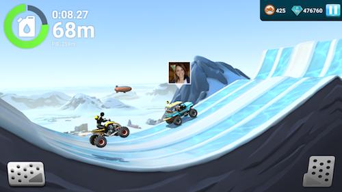 MMX Hill Dash 2 Ekran Görüntüleri - 2