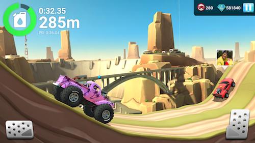 MMX Hill Dash 2 Ekran Görüntüleri - 3