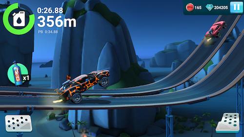 MMX Hill Dash 2 Ekran Görüntüleri - 4