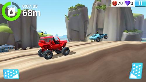 MMX Hill Dash 2 Ekran Görüntüleri - 5