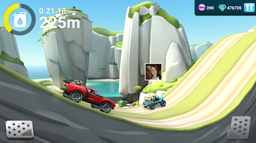 MMX Hill Dash 2 Ekran Görüntüleri - 7