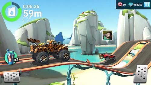 MMX Hill Dash 2 Ekran Görüntüleri - 8