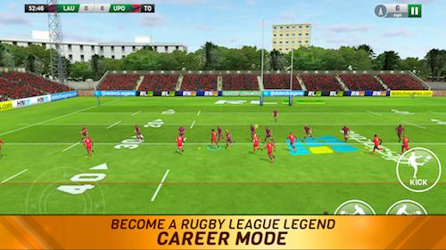 Rugby League 18 Ekran Görüntüleri - 3
