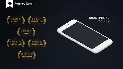 Smartphone Tycoon Ekran Görüntüleri - 1
