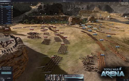 Total War: Arena Ekran Görüntüleri - 4