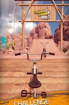 Touchgrind BMX 2 Ekran Görüntüleri - 4
