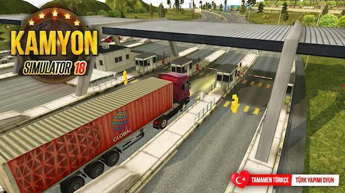 Truck Simulator 2018 Ekran Görüntüleri - 1