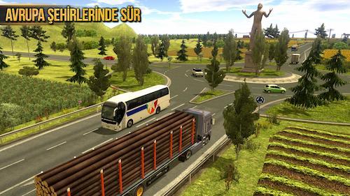 Truck Simulator 2018 Ekran Görüntüleri - 3