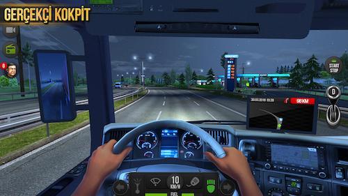 Truck Simulator 2018 Ekran Görüntüleri - 4