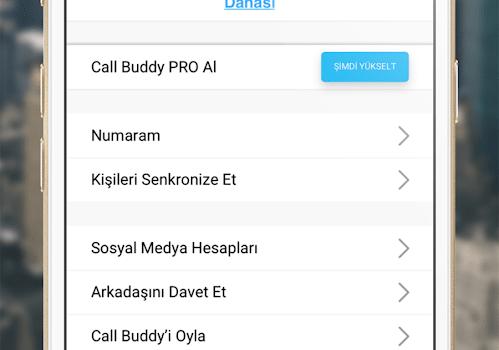 Call Buddy Ekran Görüntüleri - 2