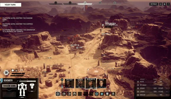 Battletech 4 - 4