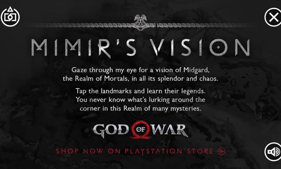 God of War: Mimir's Vision 1 - 1