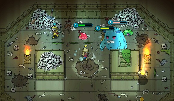 The Swords of Ditto 4 - 4