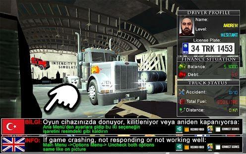 Intercity Truck Simulator Ekran Görüntüleri - 3