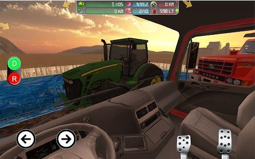 Intercity Truck Simulator Ekran Görüntüleri - 1
