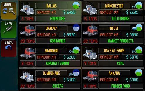 Intercity Truck Simulator Ekran Görüntüleri - 4
