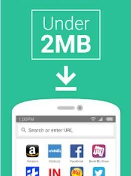 Internet: fast, lite, and private Ekran Görüntüleri - 2
