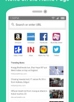 Internet: fast, lite, and private Ekran Görüntüleri - 3