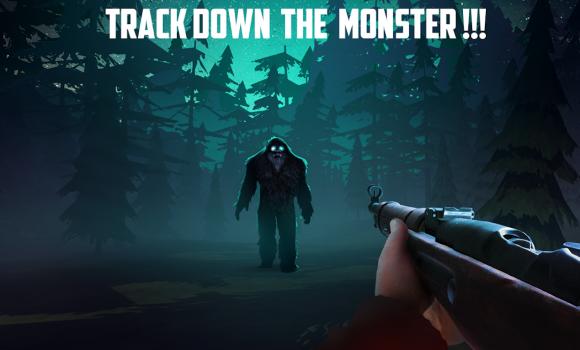 Bigfoot Monster Hunter Ekran Görüntüleri - 1