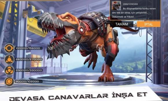Dino War Ekran Görüntüleri - 1