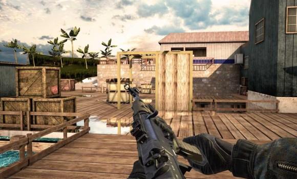 Frontline Fort Night Last Royale Battle Survival Ekran Görüntüleri - 2
