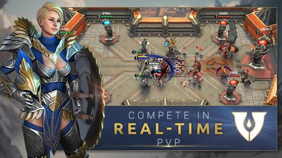 RIVAL: Crimson x Chaos Ekran Görüntüleri - 1