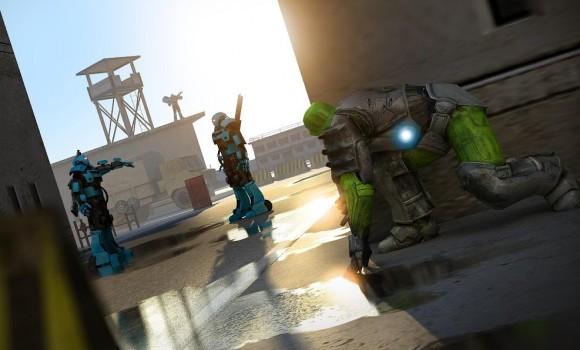Survival Prison Escape: Fort Robot Way Out Night Ekran Görüntüleri - 1