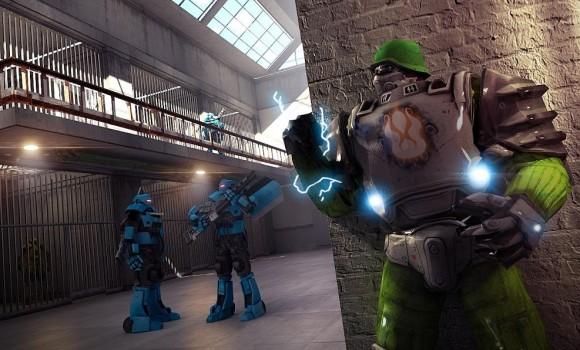 Survival Prison Escape: Fort Robot Way Out Night Ekran Görüntüleri - 3