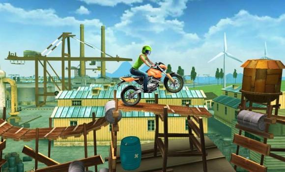 Trials Moto: Extreme Racing Ekran Görüntüleri - 3