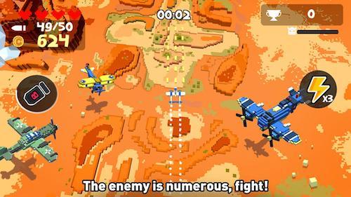 Aero Smash Ekran Görüntüleri - 3