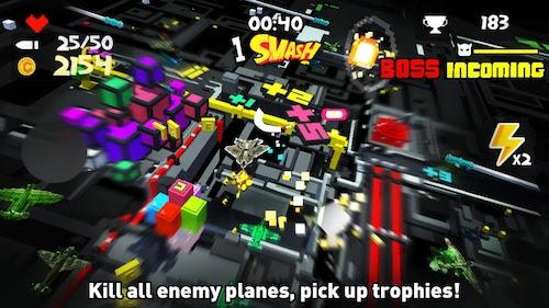 Aero Smash Ekran Görüntüleri - 4