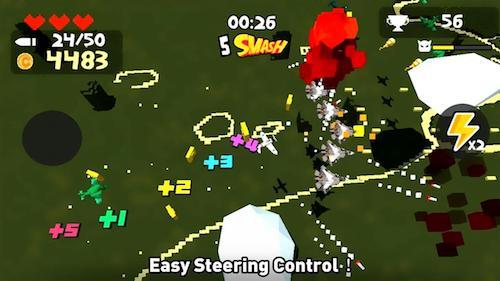 Aero Smash Ekran Görüntüleri - 8