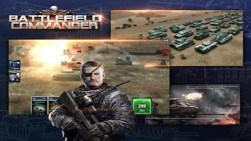 Battlefield Commander Ekran Görüntüleri - 1