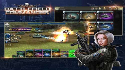 Battlefield Commander Ekran Görüntüleri - 2