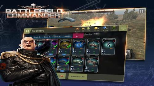 Battlefield Commander Ekran Görüntüleri - 3