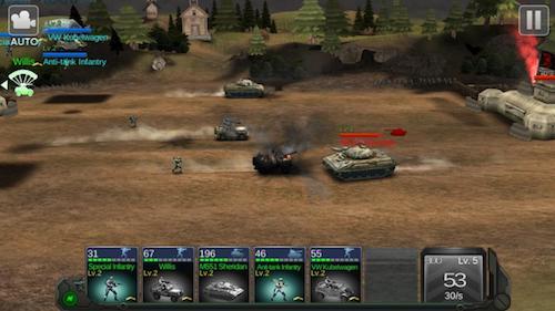 Battlefield Commander Ekran Görüntüleri - 6