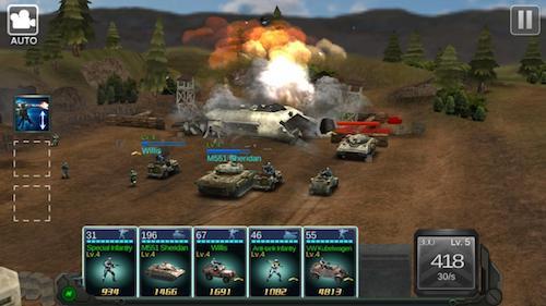 Battlefield Commander Ekran Görüntüleri - 7