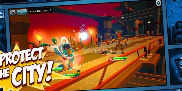 BattleHand Heroes Ekran Görüntüleri - 3