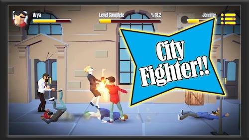City Fighter vs Street Gang Ekran Görüntüleri - 1