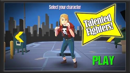 City Fighter vs Street Gang Ekran Görüntüleri - 2