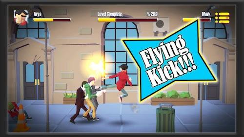 City Fighter vs Street Gang Ekran Görüntüleri - 5