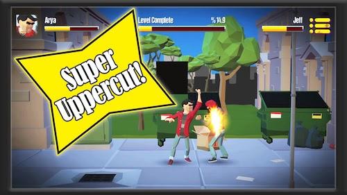 City Fighter vs Street Gang Ekran Görüntüleri - 6