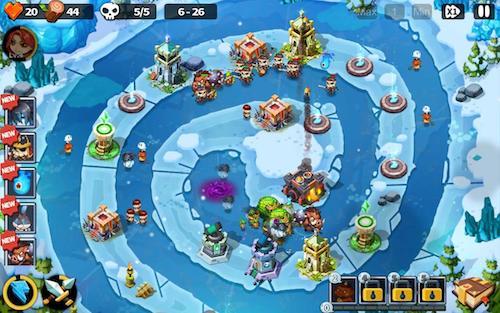 Hero Defense King Ekran Görüntüleri - 1