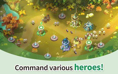 Hero Defense King Ekran Görüntüleri - 4