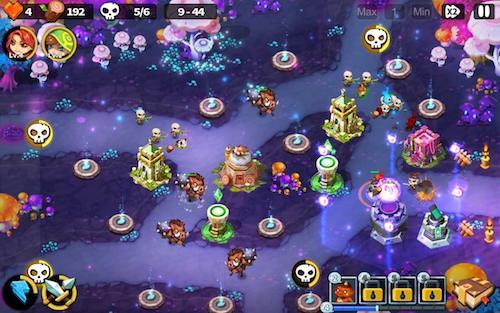 Hero Defense King Ekran Görüntüleri - 5