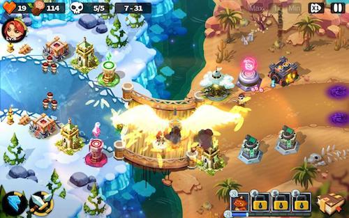 Hero Defense King Ekran Görüntüleri - 6