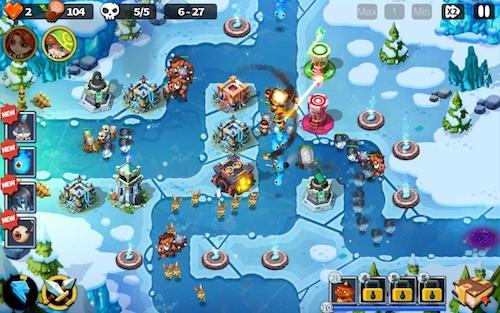 Hero Defense King Ekran Görüntüleri - 7