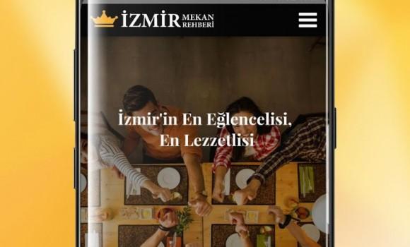 İzmir Mekan Rehberi Ekran Görüntüleri - 1